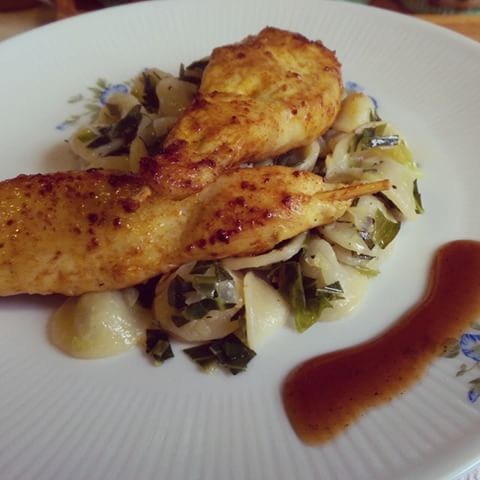grilled-chicken-breast-and-orecchiette-wuth-cabbage